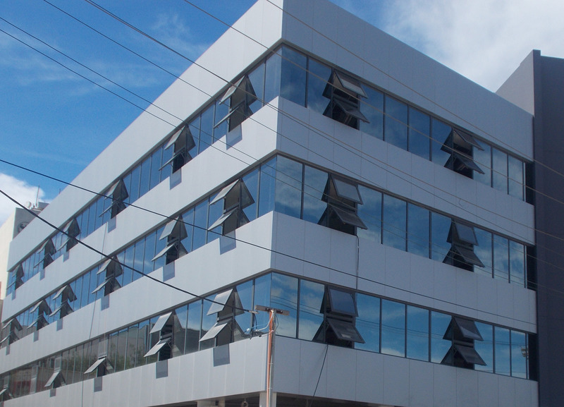590m2/ Level-1 Office Space in Town (BND)