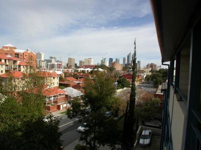 33/40 Wellington Street , East Perth