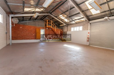 134SQM - Great Storage Shed