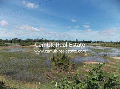 Sambuor, Siem Reap | Land for sale in Kralanh Sambuor img 1