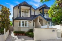 House For Sale 1 Glover Street Mosman this property has sold