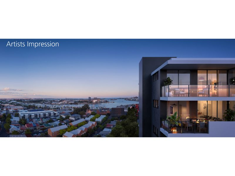 Eaton Apartment - View plans 443 Hunter St