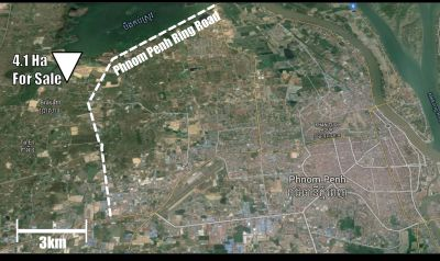 Phnom Penh Thmey, Phnom Penh   Land for sale in Russey Keo Phnom Penh Thmey img 1