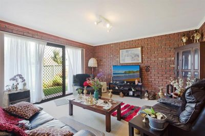 Superb single level in a great location