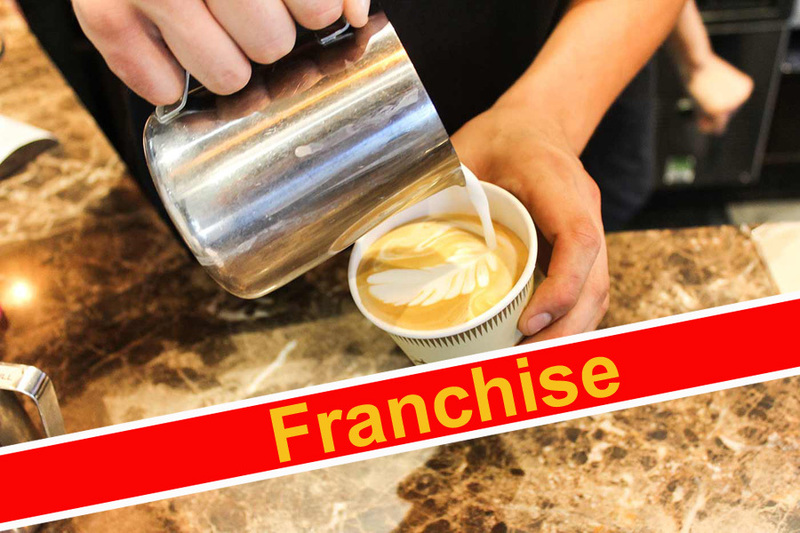 Cafe Franchise for Sale – New Store - ACT