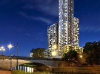 BRAND NEW Riverfront Apartments. 53 Levels of Luxury. Spectacular Views of Sydney to Mountains. Luxury City Living