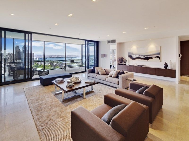 Additional photo for property listing at The North Western Sub Penthouse at The Hyde 3301/157 Liverpool Street Sydney, New South Wales,2000 Австралия