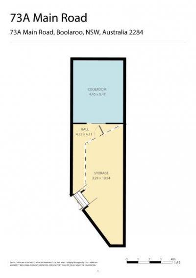 Commerical Premises - Secure Storage in a Brick Building - $99 plus GST per week