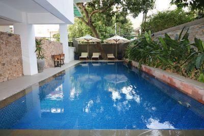 BKK 1, Phnom Penh | Condo for rent in Chamkarmon BKK 1 img 0