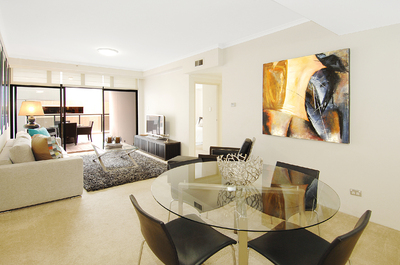 Modern 2 Bedroom Apartment With Entertainers Terrace