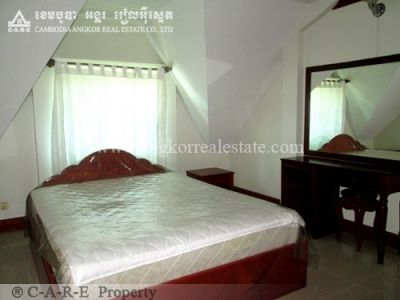 Svay Dangkum, Siem Reap | Condo for rent in Angkor Chum Svay Dangkum img 1