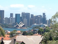 MOSMAN 2 BED 1 BATH PARKING VIEWS