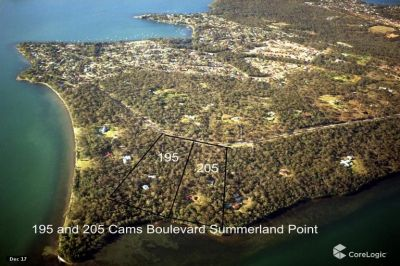 195 & 205 Cams Boulevard, Summerland Point