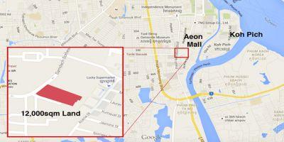 Tonle Bassac, Phnom Penh   Land for sale in Chamkarmon Tonle Bassac img 0
