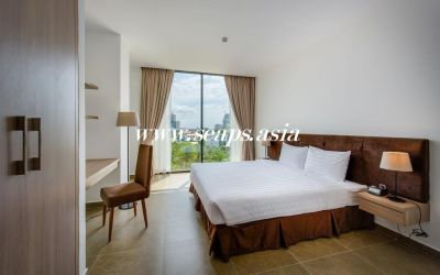 BKK 1, Phnom Penh | Condo for rent in Chamkarmon BKK 1 img 5