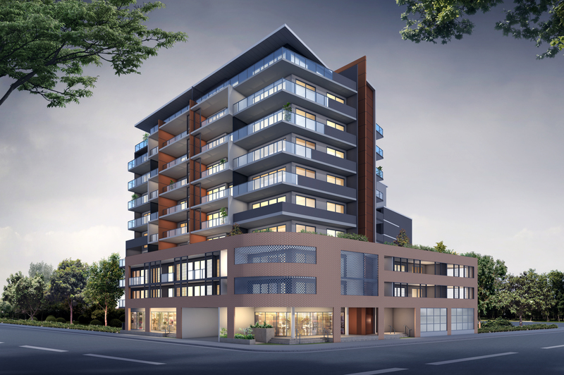 BRAND NEW PENTHOUSE APARTMENT - AVAILABLE NOW!