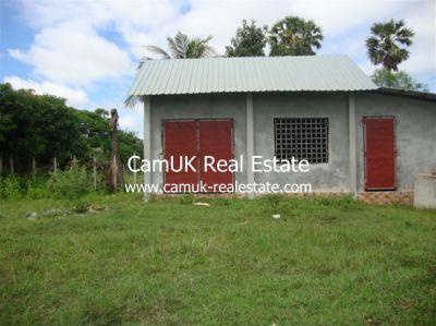 Tuek Vil, Siem Reap | Land for sale in Puok Tuek Vil img 0