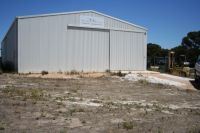 Streaky Bay shed + leases, options aplenty!