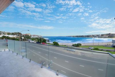ULTRA MODERN TWO BEDROOM APARTMENT WITH 180 BONDI BEACH VIEWS