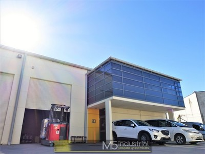 223SQM - Near New Warehouse in Secure Sought After Complex