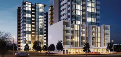 89 m2 Internal Luxurious Two Bed Apartment Off-the-Plan Resale