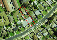 DEVELOPMENT OPPORTUNITY - 980m² Block