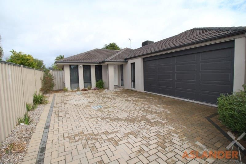 WELL MAINTAINED REAR HOME