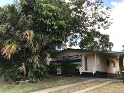 NEAT 3 BEDROOM HOME WITH SHED