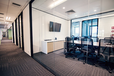 MEETING ROOM 3, SERVICED OFFICES, LEVEL 1