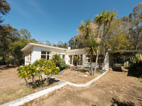 Four Bedroom Home Across Road From Beach!