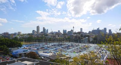 1/4-6 Annandale Street, Darling Point