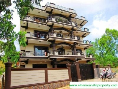 Sangkat Buon, Sihanoukville | Condo for rent in Sihanoukville Sangkat Buon img 2