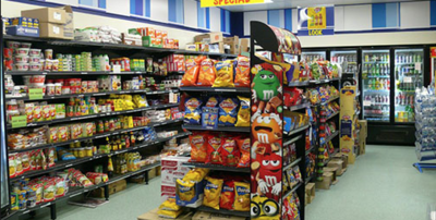Convenience Store with Fast Food