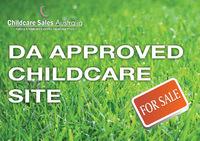 DA Approved Childcare Centre Site