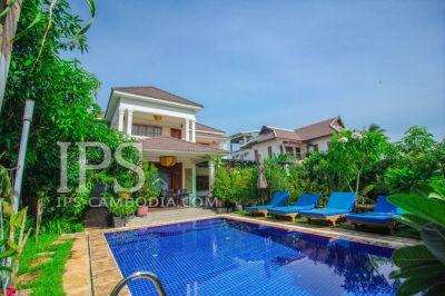 Svay Dankum, Siem Reap | House for rent in Siem Reap Svay Dankum img 0