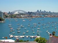 STUNNING 2 BED APARMTNET WITH AMAZING HARBOUR VIEWS