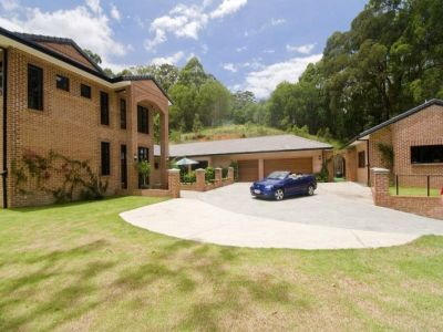 Hideaway Mansion in the beautiful Gold Coast Hinterland