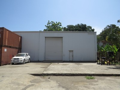 Warehouse for rent in Port Moresby 6 Mile