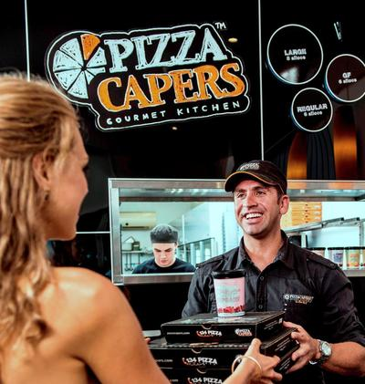 Pizza Capers for Sale Jindalee, Brisbane - NOW $249k plus stock