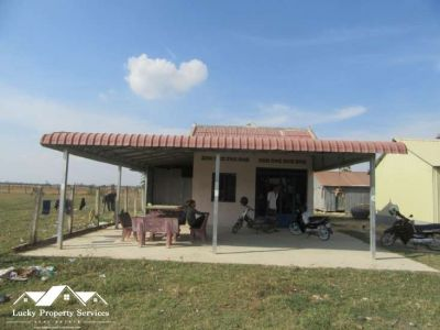 Angk Popel, Kampong Speu   Land for sale in Kong Pisei Angk Popel img 2