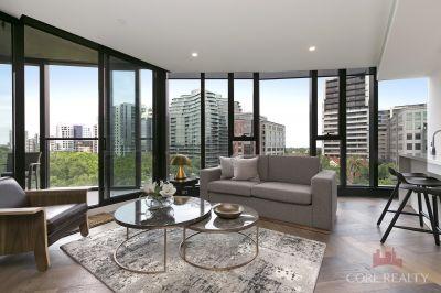 Luxury Fully Furnished Designer Apartment!