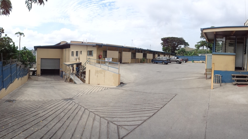 C6M377: Commercial Warehouse With Office Facilities For Sale