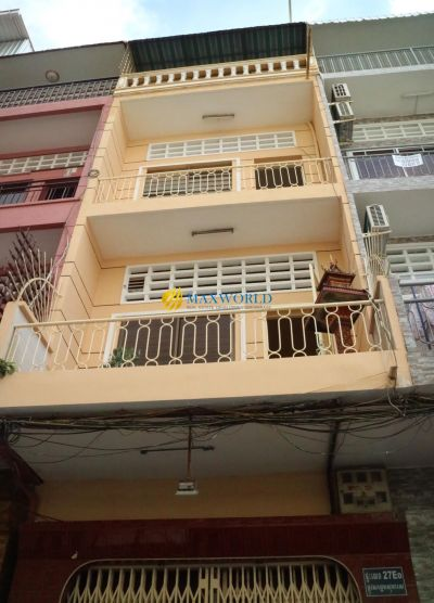 Chey Chumneah, Phnom Penh   House for sale in Daun Penh Chey Chumneah img 2