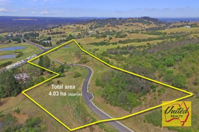 Spectacular Approx. 10 Acres!!!