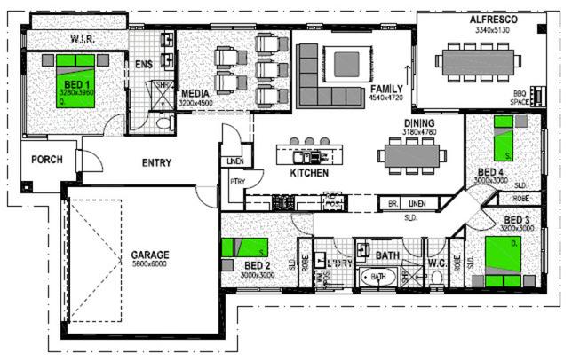 LOT 155 'SOVEREIGN POCKET' DEEBING HEIGHTS Floorplan