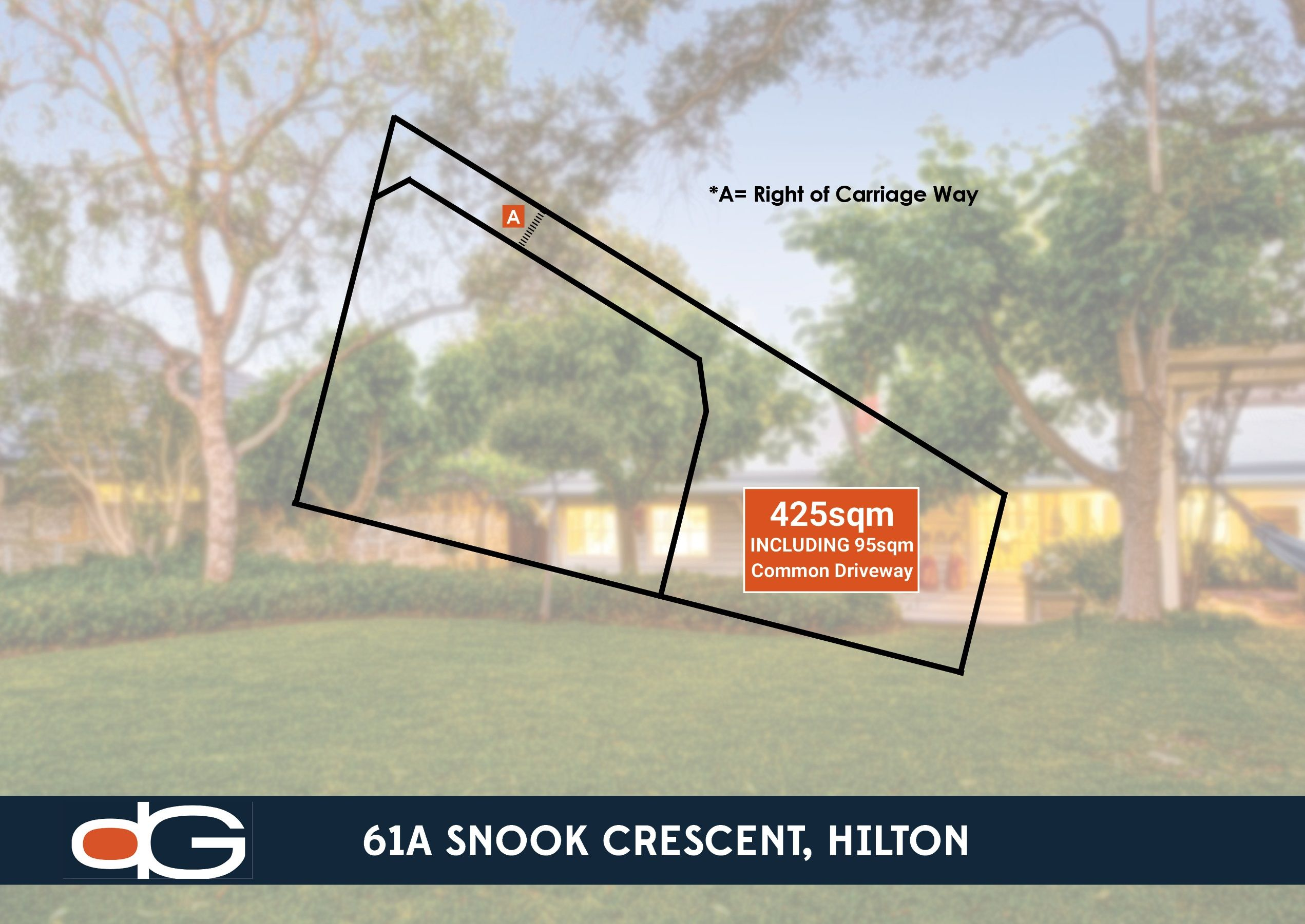 61A Snook Crescent, Hilton