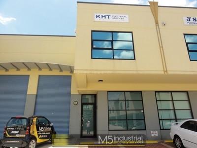 176m² - Modern Warehouse