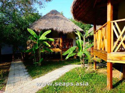 Chamkar Luong, Sihanoukville |  for rent in Kampong Seila Chamkar Luong img 12