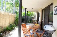 Centrally located furnished 2 bedroom unit