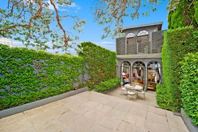 Sumptuously Renovated North Facing Terrace in the Heart of Woollahra
